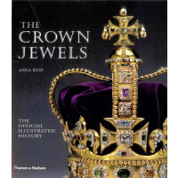 Crown Jewels: The Official Illustrated History 皇冠上的珠宝 珠宝首饰设
