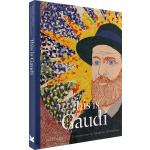 This is Gaudí 这是高迪 英文原版 精装书This is这就是系列艺术家小传故事 大师作品画集 Laure