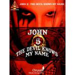 【预订】John 5: The Devil Knows My Name 9781423428497