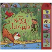 Noisy Jungle 闹闹音乐书:丛林
