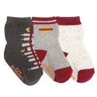Robeez 3PK Boys Socks 男袜3只装 各类型年龄段可选 包邮保税