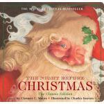 【预订】Night Before Christmas board book The Classic Edition