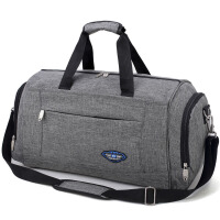 旅行包男士手提包大容量女出差旅游短途行李包登机包健身包