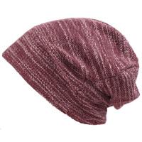 帽子男女潮秋冬季薄款包头帽套头帽夏季棉帽月子帽睡帽头巾堆堆帽