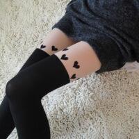 2019新款ita洛丽塔二次元猫爪袜白丝袜女日系萝莉少女心猫咪 均码