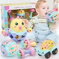 婴儿摇铃玩具3-6-9-12个月8益智女宝宝手抓握训练球小男孩0-1岁半