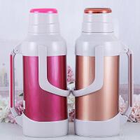 壶家用大容量玻璃内胆开水瓶不锈钢保温瓶热水瓶宿舍暖瓶保温壶