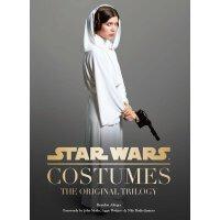 [现货]英文原版 Star Wars Costumes 星球大战电影艺术服装设定集