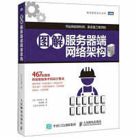 图解服务器端网络架构 编程 计算机书籍 python爬虫 游戏开发 局域网组建 网站开发 网页设计 算法竞赛入门 电脑