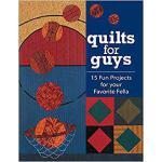 【预订】Quilts for Guys 9781571201652