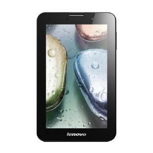 Lenovo联想 乐Pad A3000 7英寸平板电脑(1.2GHz四核 1G内存 16G Wifi+3G GPS 双摄像头 Android 4.2)黑