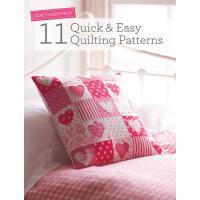 【预订】11 Quick & Easy Quilting Patterns