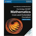 【预订】Cambridge IGCSE? Mathematics Coursebook Core and Extend