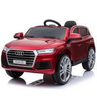 儿童电动车四轮汽车可坐宝宝玩具车可坐人小孩遥控越野童车