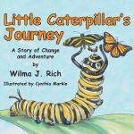 【预订】Little Caterpillar's Journey: A Story of Change and Adv