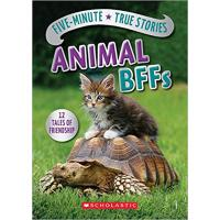 【预订】Five-Minute True Stories: Animal Bffs 9780545914192