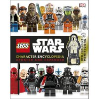 LEGO? Star Wars Character Encyclopedia Updated and Expanded英