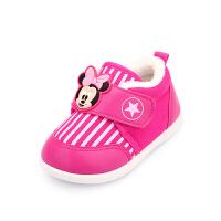 【99元任选2双】迪士尼Disney童鞋幼童鞋子特卖童鞋宝宝学步鞋(0-4岁可选)HS0635