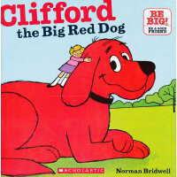 Clifford the Big Red Dog 大红狗 9780545215787