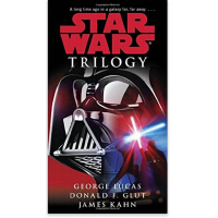 Star Wars Trilogy 英文原版 星球大战三部曲