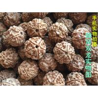 尼泊尔大金刚菩提子原籽通货批�l4四5五6六瓣散珠同树手串108颗斤中秋节礼物品