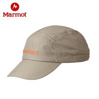 Marmot/土拨鼠户外休闲男女通用柔软透气速干鸭舌帽
