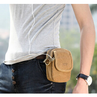 韩版时尚男女旅游运动包   新款迷你休闲小包   斜挎包 皮带腰包  帆布单肩包