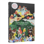 Fairy Tale Play A pop-up,【立体书】童话故事