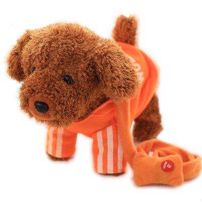 电动小狗USB直充狗毛绒玩具狗音乐狗遥控狗狗走路电子狗六一礼物   因年底放假,1月26日-2月11日订单将于2月12日开始陆续发出,介意慎拍。住各