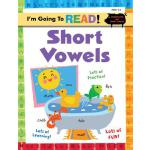 【预订】I'm Going to Read Workbook: Short Vowels 9781402750564