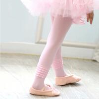 儿童连裤袜春夏季女童打底裤练功白色丝季宝宝袜子舞蹈袜防勾丝