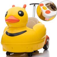 儿童电动车四轮童车带遥控车宝宝手推车可坐人小孩玩具汽车