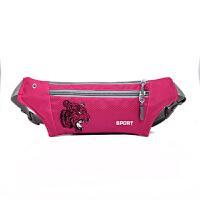 运动腰包户外手机包隐形贴身防水男女士马拉松腰带logo个性制定图