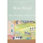 Mrs. Pringle of Fairacre(ISBN=9780618155880) 英文原版