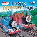 【预订】Thomas' Opposites Book (Thomas & Friends) 9781524716042