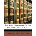 【预订】English Grammar: With an Improved Syntax