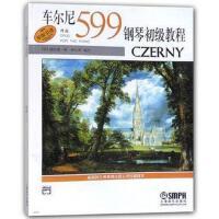 车尔尼599钢琴初级教程 正版 威拉德阿帕尔默编注 9787806677032