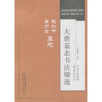 大唐墓志书法精选 程知节 高力士墓志 何炳武 世界图书出版公司 9787510036767