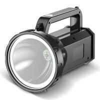 LED强光手电筒可充电探照灯超亮户外远射多功能手提矿灯家用