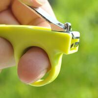 喜多婴儿防滑指甲剪 宝宝安全指甲钳 儿童指甲刀 新生儿用品必备