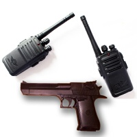 儿童玩具无线电对讲机一对亲子互动户外通话器呼叫道具男女孩礼物