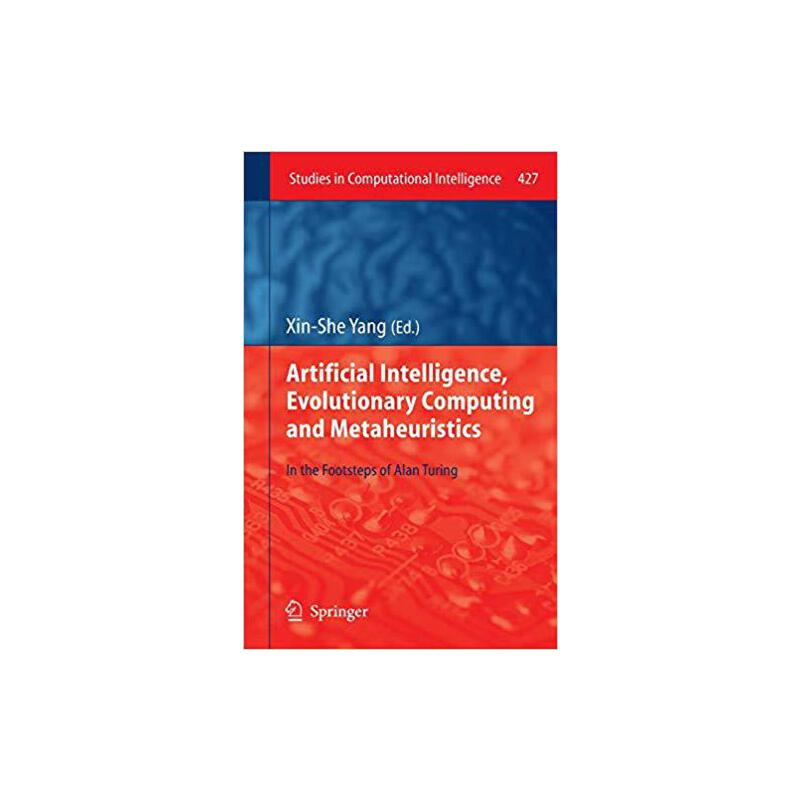 【预订】Artificial Intelligence, Evolutionary Computing and Metaheu... 9783642296932 美国库房发货,通常付款后3-5周到货!