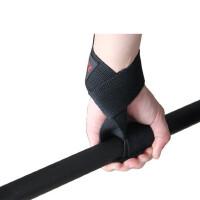 助力带握力带健身房助握健身手套引体向上防滑护腕哑铃硬拉借力带