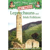 Magic Tree House Fact Tracker #21:Leprechauns and Irish Fol