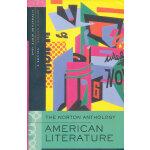 Norton Anth of American Literature 7e Vol E (ISBN=9780393927436) 英文原版