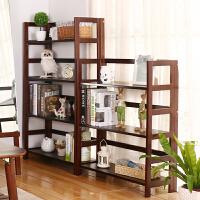 家逸 可折叠多层书架 小书柜 置物层架 书橱 餐边层架 层架收纳架 多功能厨房层架收纳