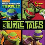 【预订】Epic Turtle Tales (Teenage Mutant Ninja Turtles) 978055