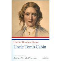 【预订】Uncle Tom's Cabin A Library of America Paperback Classi