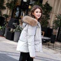 羽绒女短款2018新款冬季外套加厚韩版百搭学生宽松棉衣小棉袄