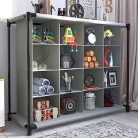 索尔诺 简易鞋架置物架家用多层经济型宿舍鞋柜门口储物柜防尘收纳架子TS114